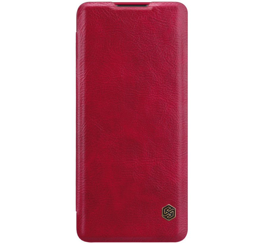 OnePlus 8 Pro Flip Case Qin Rood