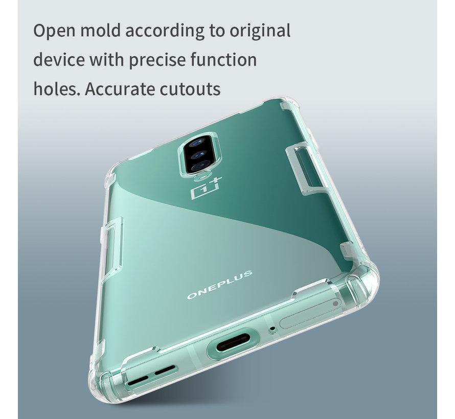 OnePlus 8 TPU Nature Smoke case