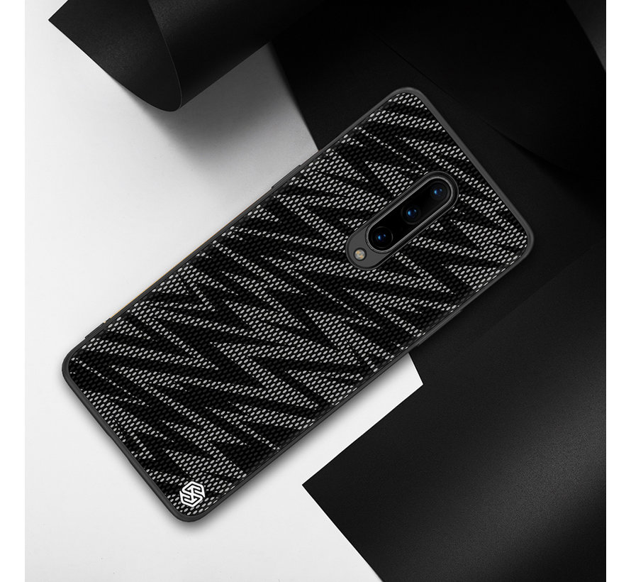 OnePlus 8 Hoesje Twinkle Lightning Black