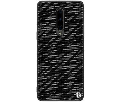 Nillkin OnePlus 8 Hoesje Twinkle Lightning Black
