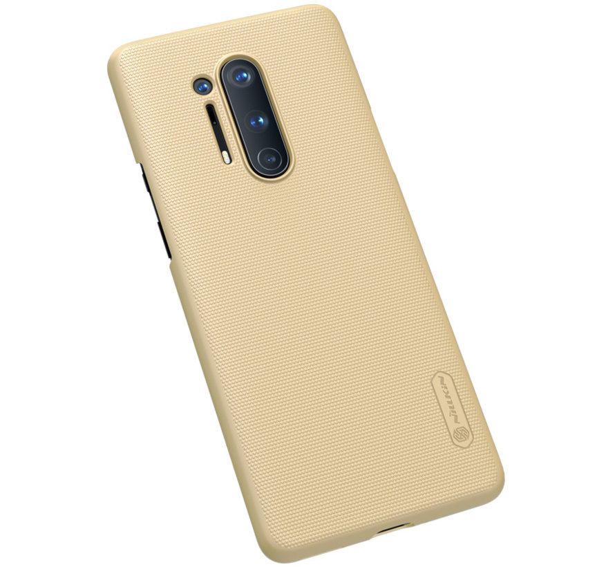 OnePlus 8 Pro Fall Super Frosted Shield Gold