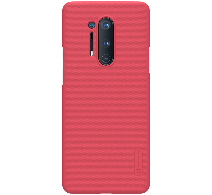 OnePlus 8 Pro Fall Super Frosted Shield Red