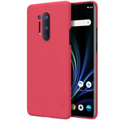 Nillkin OnePlus 8 Pro Case Super Frosted Shield Red