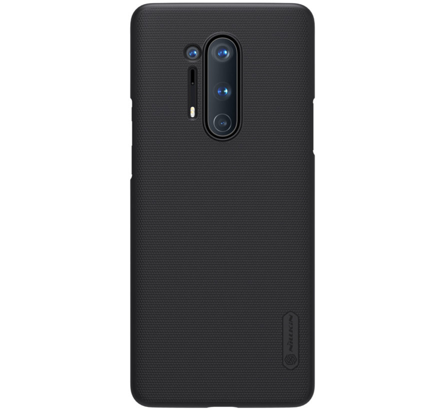 OnePlus 8 Pro Case Super Frosted Shield Black