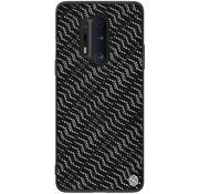 Nillkin OnePlus 8 Pro Hoesje Twinkle Zilver