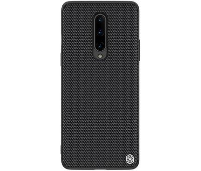 Nillkin OnePlus 8 Hoesje Nylon Zwart