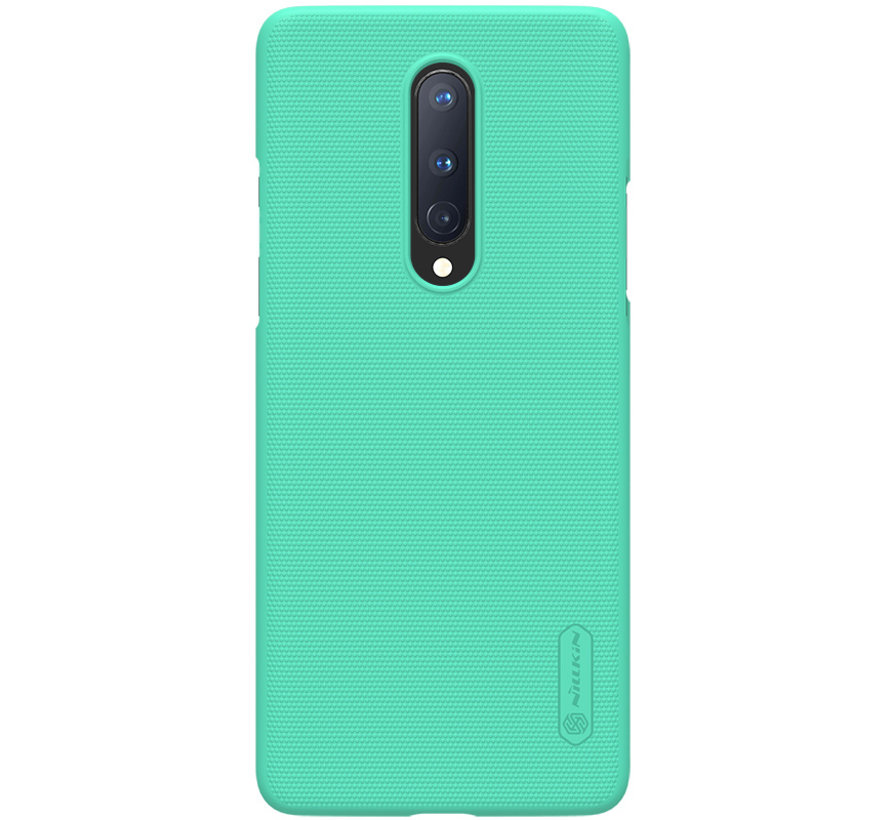OnePlus 8 Case Super Frosted Shield Mint Green