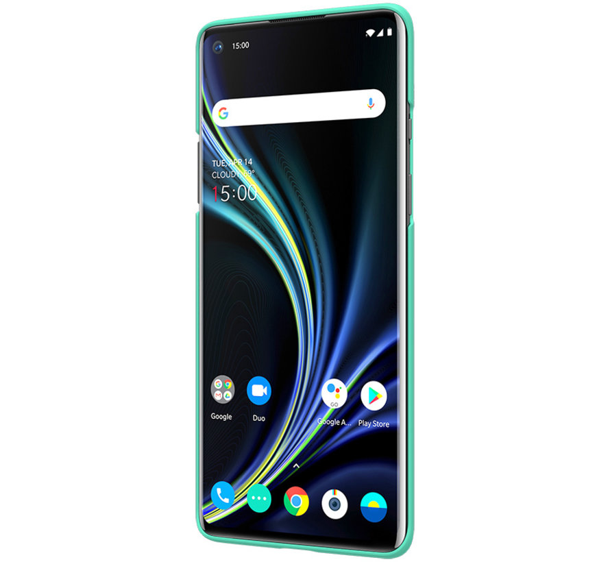 OnePlus 8 Fall Super Frosted Shield Mint Green