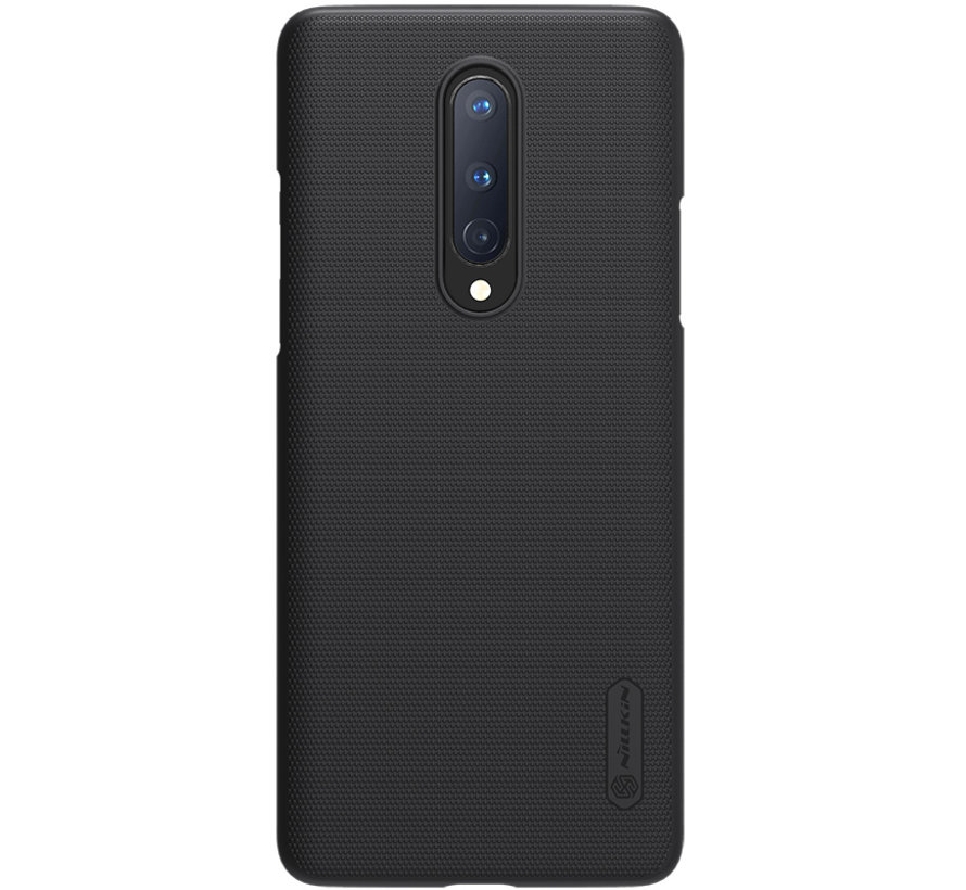 OnePlus 8 Case Super Frosted Shield Black