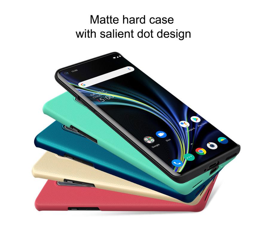 OnePlus 8 Case Super Frosted Shield Schwarz