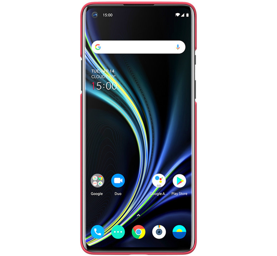 OnePlus 8 Case Super Frosted Shield Red