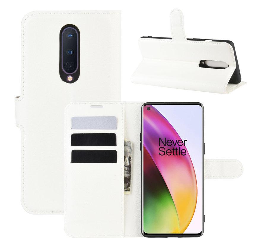 OnePlus 8 Wallet Flip Case Wit