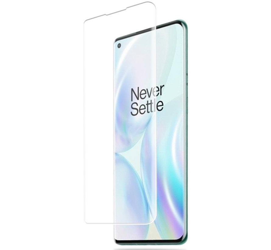 OnePlus 8 9H UV Glass Screen Protector Full Cover