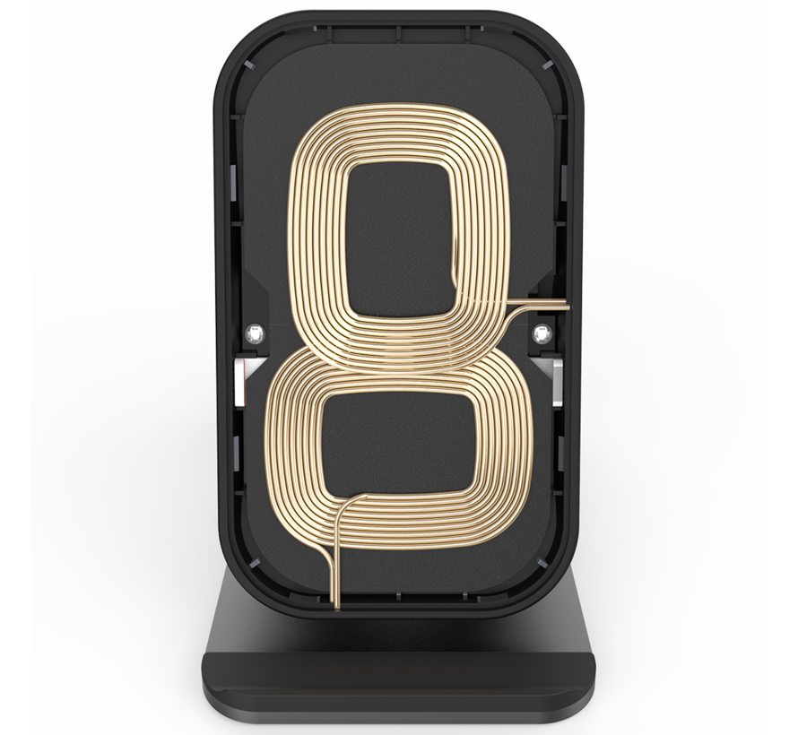 OnePlus Wireless Charger Dual-Coil 15W Black