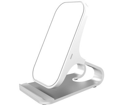 OPPRO OnePlus Wireless Charger Dual-Coil 15W White