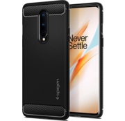 Spigen OnePlus 8 Rugged Armor Black Case