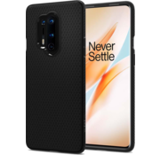 Spigen OnePlus 8 Pro Case Liquid Air Matt Black