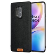 Noziroh OnePlus 8 Pro Case Fabric Black