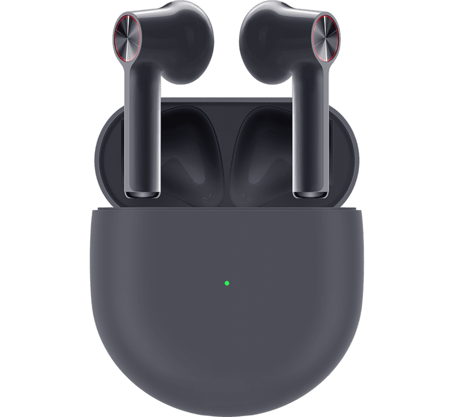 Buds In-Ear Bluetooth Headphones Grey