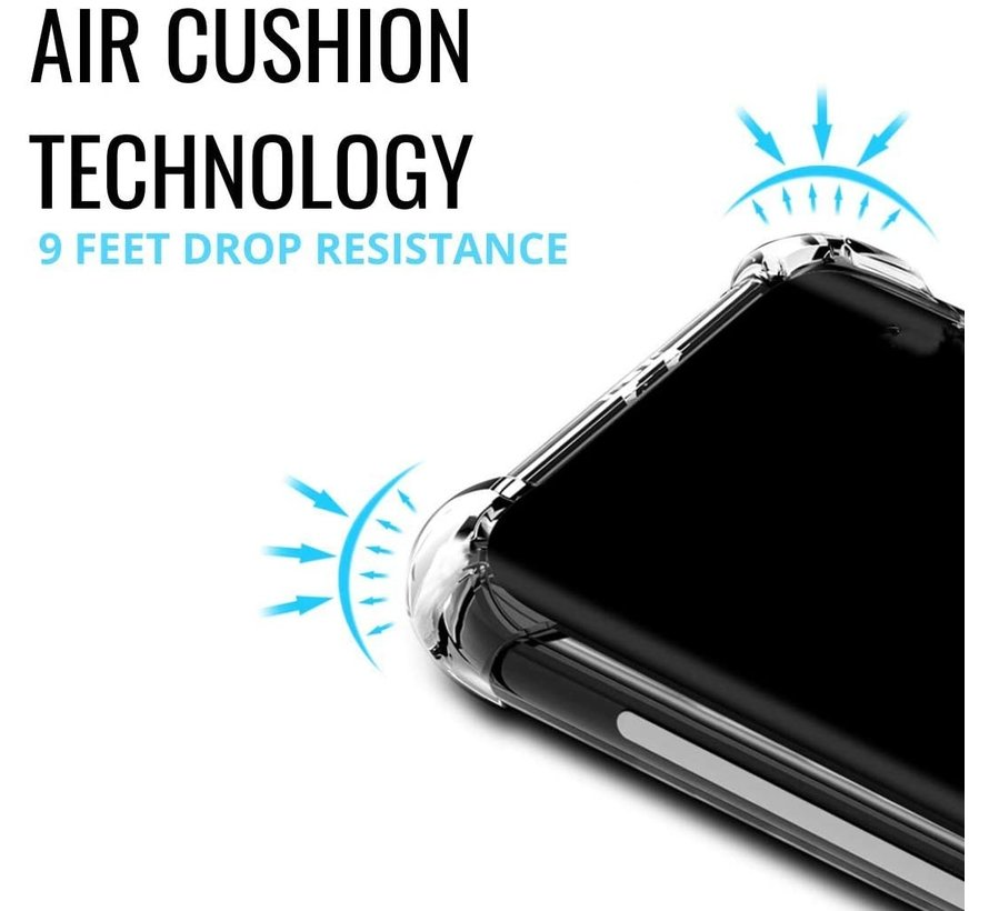 OnePlus Nord Case Xtreme TPU Transparent