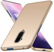 OPPRO OnePlus 7T Pro Gehäuse Ultra Slim Grip Gold