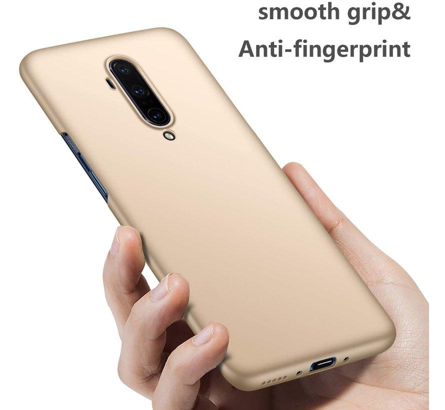 OnePlus 7T Pro Hoesje Ultra Slim Grip Goud