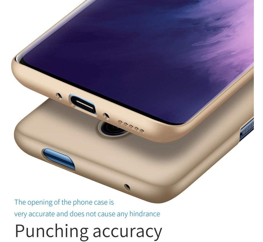 OnePlus 7T Pro Gehäuse Ultra Slim Grip Gold