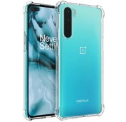 OPPRO OnePlus Nord Case Xtreme TPU Transparent