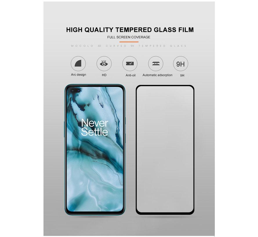OnePlus Nord Displayschutz 3D gehärtetes Glas