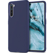 OPPRO OnePlus Nord Case TPU GripLine Blue