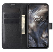 OPPRO OnePlus Nord Wallet Flip Case Black