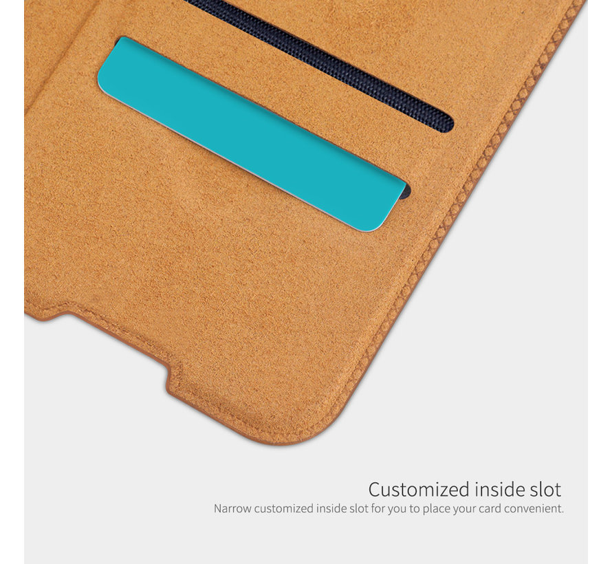 OnePlus Nord Flip Fall Qin Brown