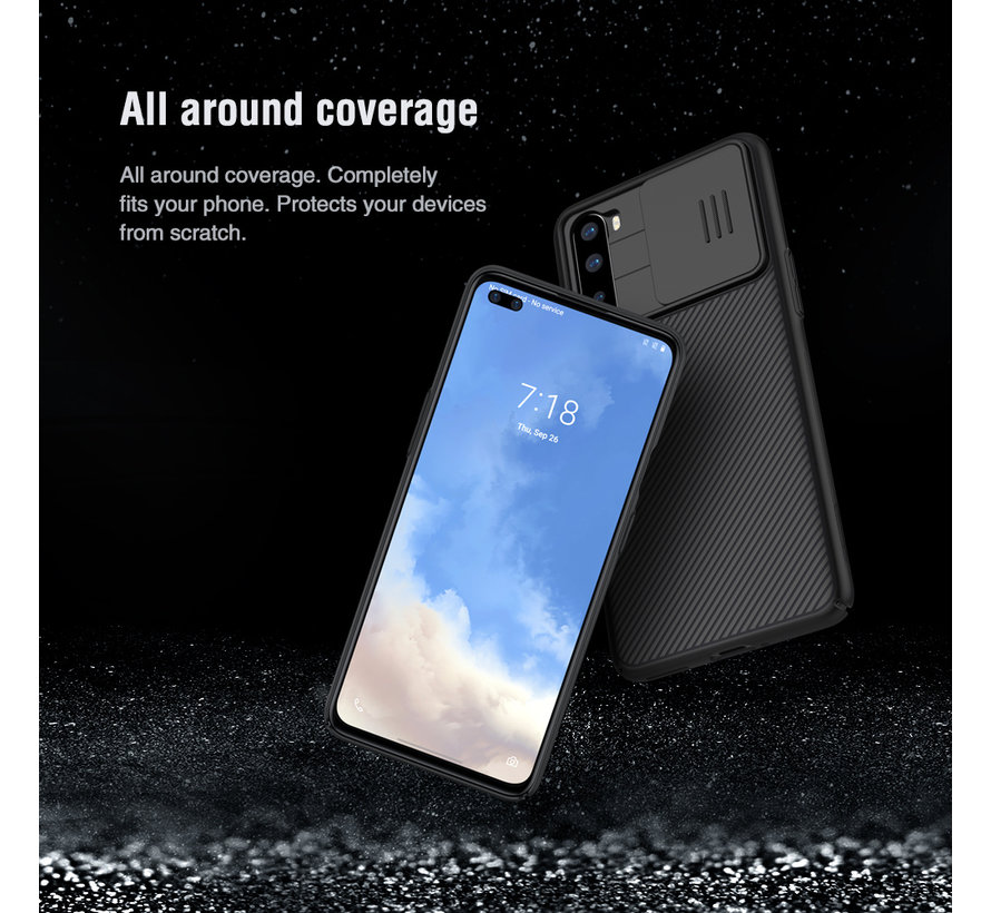 OnePlus Nord Fall CamShield Pro