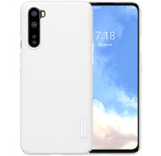 Nillkin OnePlus Nord Case Super Frosted Shield White