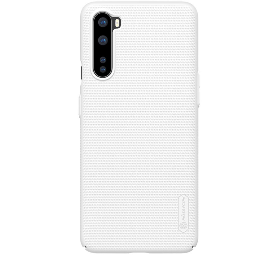 OnePlus Nord Fall Super Frosted Shield Weiß