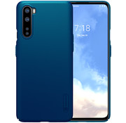 Nillkin OnePlus Nord Case Super Frosted Shield Peacock Blue