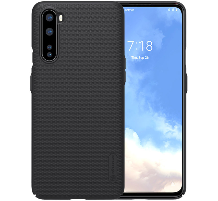 OnePlus Nord Fall Super Frosted Shield Schwarz