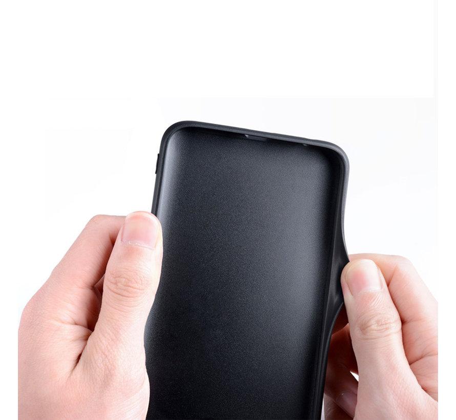 OnePlus Nord Hoesje Premium Alcantara