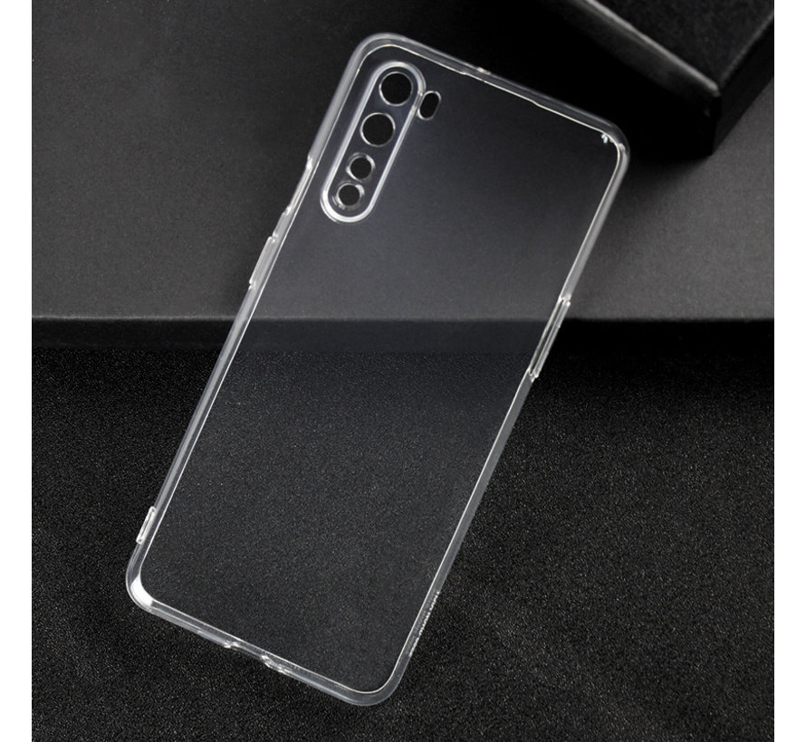 OnePlus Nord Case TPU Transparent