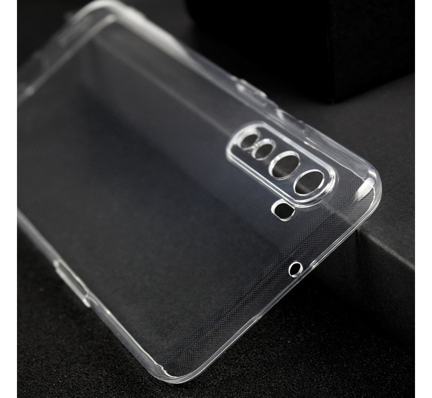 OnePlus Nord Hoesje TPU Transparant