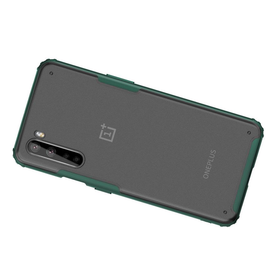 OnePlus Nord Merge Stoßstangengehäuse Grün