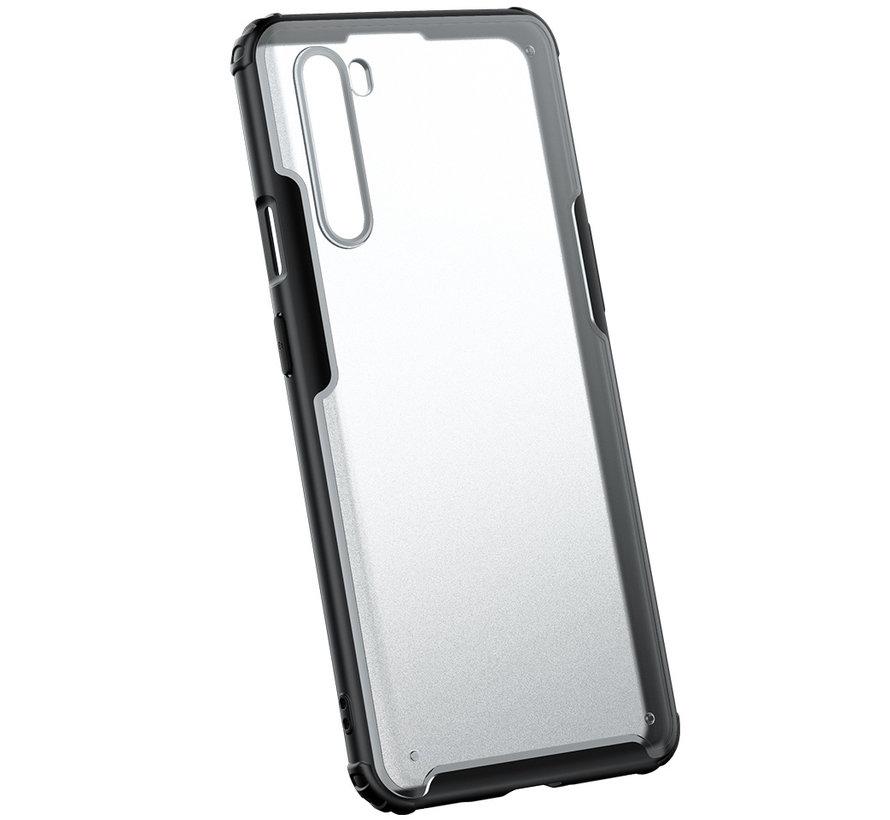 OnePlus Nord Merge Bumper Hoesje Rood