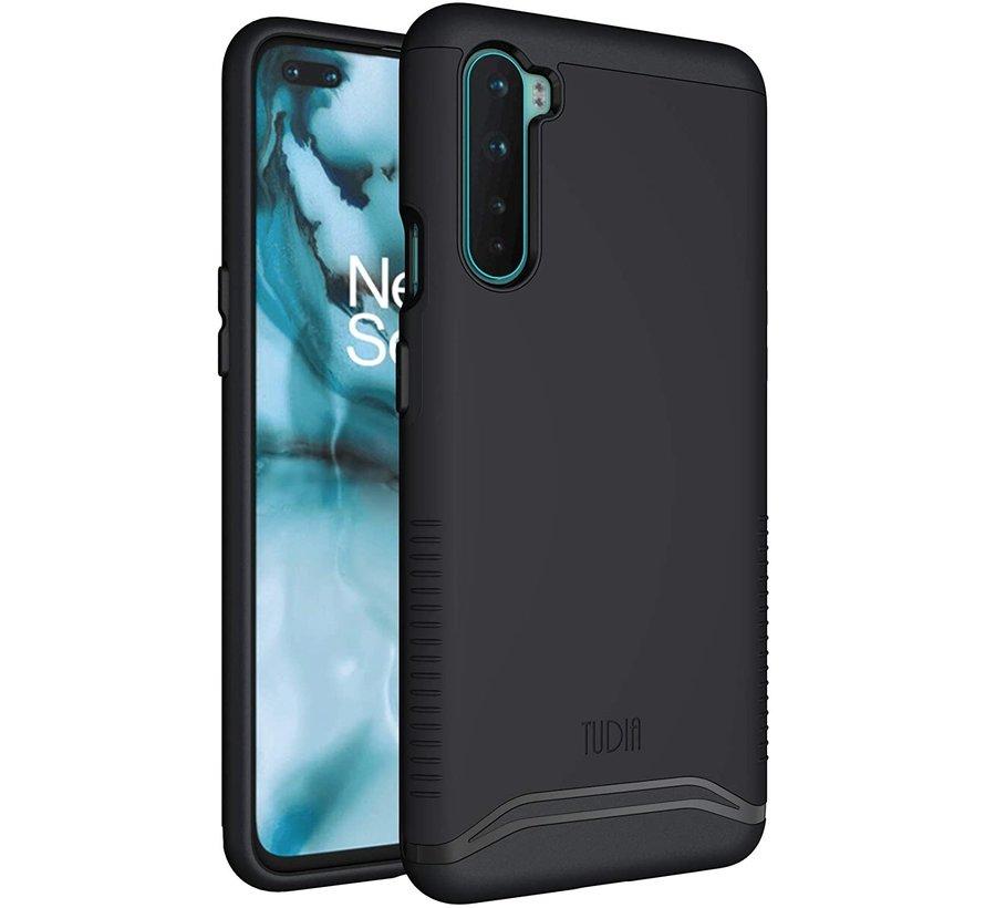 OnePlus Nord Hoesje DualShield Merge Zwart