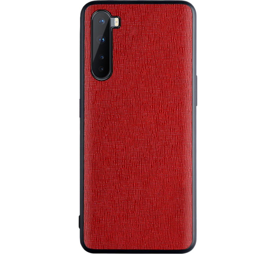 OnePlus Nord Case Canvas Kornrot