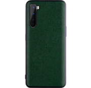 OPPRO OnePlus Nord Case Canvas Grain Green