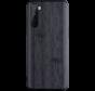 OnePlus Nord Case Holzmaserung Schwarz