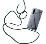 OPPRO OnePlus Nord Case mit Cord Deep Green