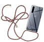 OnePlus Nord Case mit Cord Red & Grey