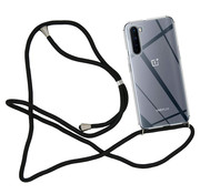 OPPRO OnePlus Nord Case with Black Cord