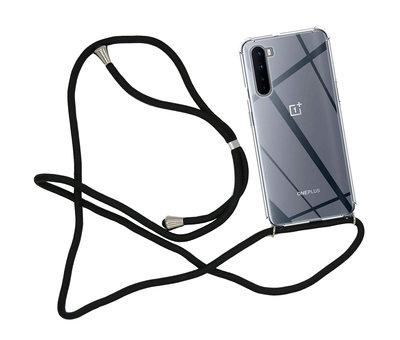 OPPRO OnePlus Nord Case mit schwarzer Schnur
